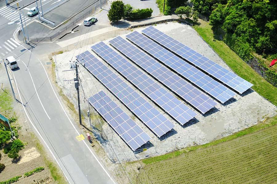 ソーラーパネルの画像2